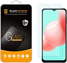(2 Pack) Supershieldz Designed for Samsung Galaxy A32 5G Tempered Glass Screen Protector, Anti Scratch, Bubble Free