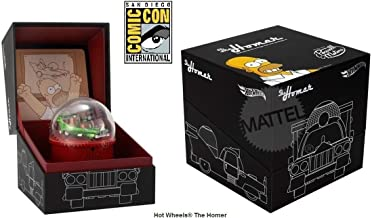 2014 SDCC Exclusive Hot Wheels Simpsons The Homer Car