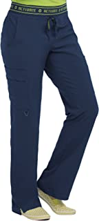 Activate Scrub Pants Women, Flow Yoga 2 Cargo Pocket Pant