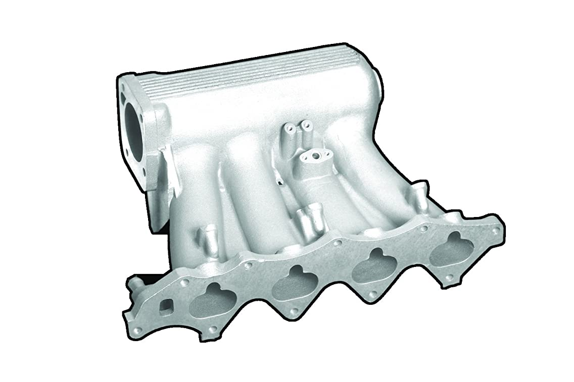 Professional Products 59001 Type R Whirlwind Satin Intake Manifold for Honda/Acura