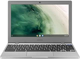 "Samsung Chromebook 4 Chrome OS 11.6"" HD Intel Celeron Processor N4000 4GB RAM 32GB eMMC Gigabit Wi-Fi - XE310XBA-K01US 11 ..."