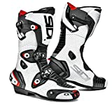 Sidi Mag-1 Air Motorcycle Boot, White/Black, Size 43