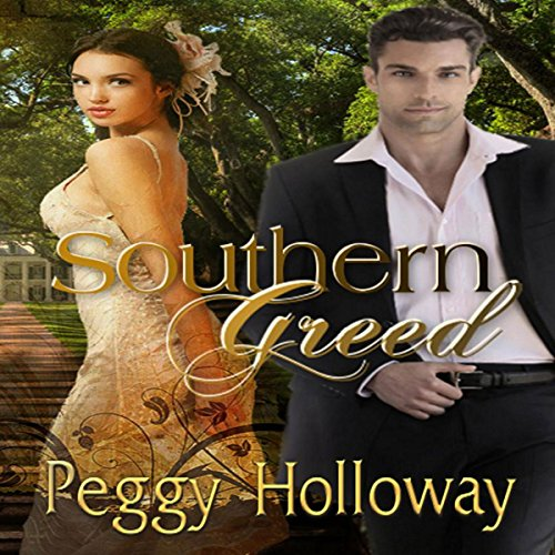 Southern Greed audiobook cover art