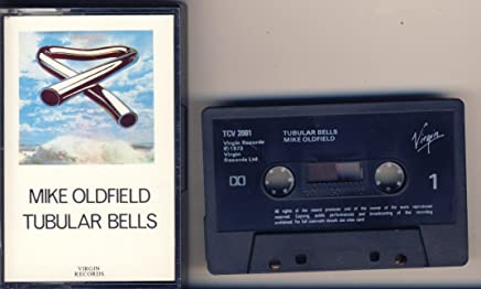 Mike Oldfield Tubular Bells (1973) (Audio Cassette)