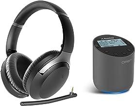 $194 » Avantree Orbit & Aria Pro - Bluetooth 5.0 Audio TV Wireless Transmitter w/LCD Display, Dual Antenna Long Range & aptX HD L...