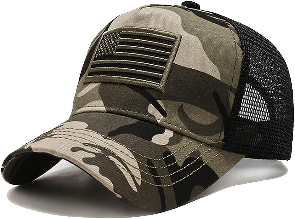 American Flag Baseball Cap USA Low Profile Patriotic Snapback Dad Hat for Men or Women