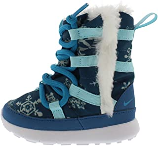 Roshe One Hi Print Sneaker Boots Infant's Shoes Size 7