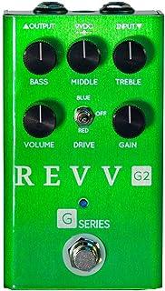 Revv G2 Boost/Overdrive Pedal