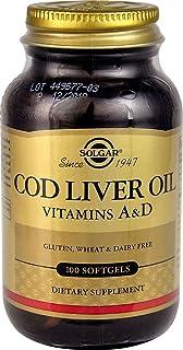 solgar. Norwegian Cod Liver Oil 100 SG 3-Pack