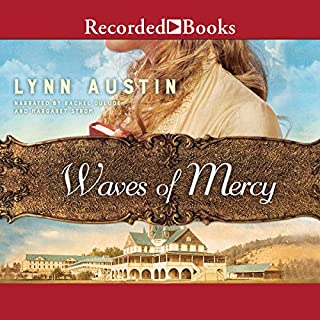 Waves of Mercy audiobook cover art