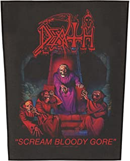 death back patch