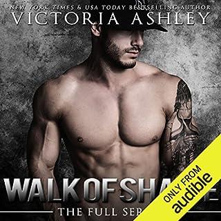 Walk of Shame audiobook cover art