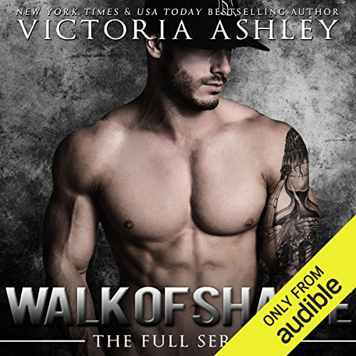 Walk of Shame audiobook cover art
