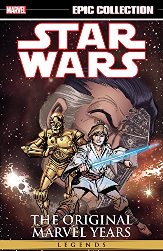 Star Wars Legends Epic Collection: The Original Marvel Years Vol. 2 (English Edition)