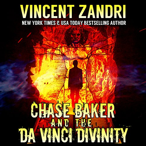 Chase Baker and the Da Vinci Divinity cover art