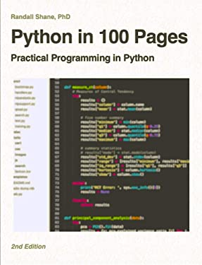 Python in 100 Pages, v2: Learn Basic Python Programming