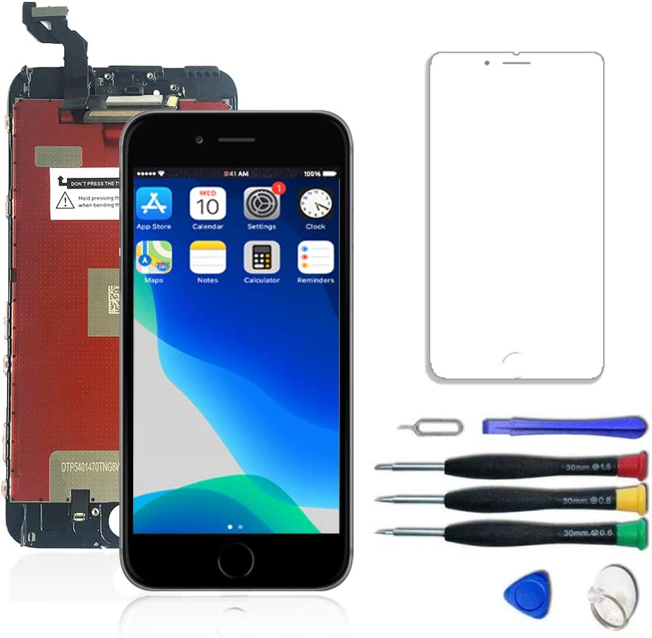 WYNT Screen Replacement for iPhone 7 Display Plus Inch w security Year-end gift LCD 5.5