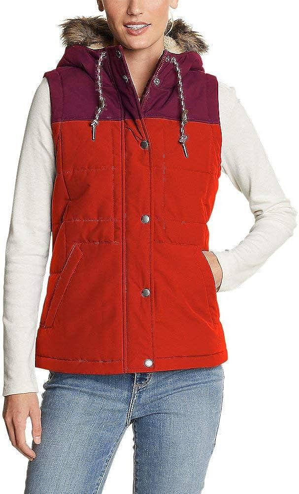 Eddie quality assurance Bauer Women's Vest low-pricing Emmons
