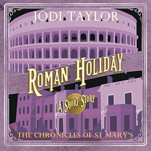 Couverture de Roman Holiday