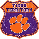 HangTime Tiger Territory - Clemson University Route Sign