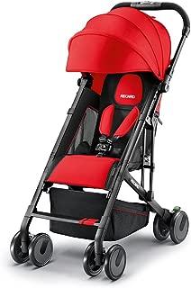 Recaro Easylife Elite Ruby RED Lightweight Stroller for Children from 6 Months up to 15kg