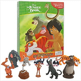 The Jungle Book Licensed Book & Figure Set