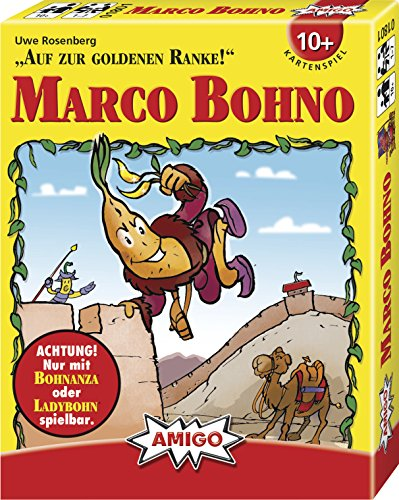AMIGO 01801 Spiel + Freizeit 01801-Marco Bohno
