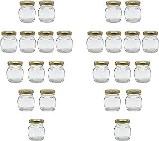 Best 2 oz glass honey jars Reviews