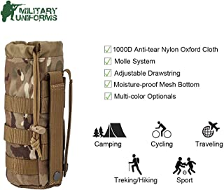 Best water bottle pouch molle Reviews