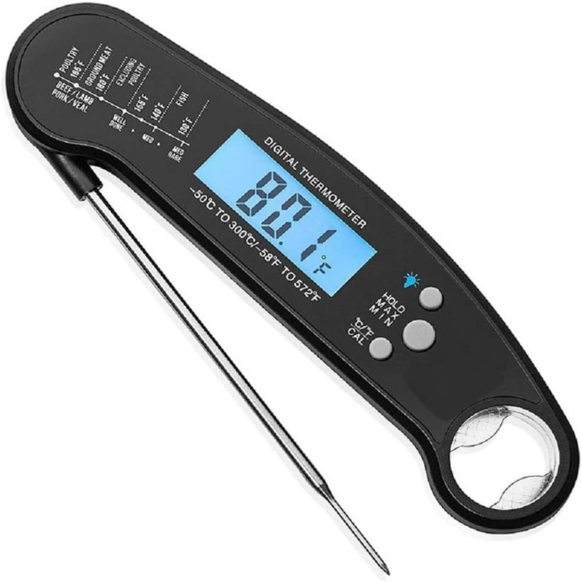 UXZDX CUJUX All items in the store Food Thermometer Digital Kitchen Finally popular brand Thermom