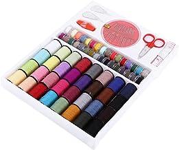 iFCOW naaigereedschap, Naaikit Meettik Schaar Thimble Thread Needle Set Thuis Gebruik Gereedschap