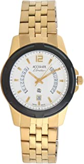 Accurate Casual Watch Analog for Men, Stainless Steel, AMQ1888