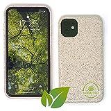 NACHHAL-TIGER 100% bioabbaubare nachhaltige Handyhülle iPhone 11 | iPhone 11 Eco Case nachhaltig | Vegan | Kompostierbar | Umweltfreundlich | Plastikfrei | Nachhaltiges Produkt | Deutsche Marke