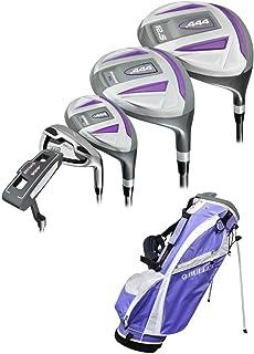 Womens Left Handed Golf Clubs >> Amazon Com Women Left Handed Complete Sets Golf Clubs