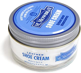 [M.モゥブレィ] シュークリーム/レザークリーム シューケア お手入れ用品 靴 財布 バッグ 服 レザー用品全般