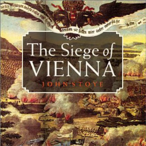 The Siege of Vienna audiobook cover art
