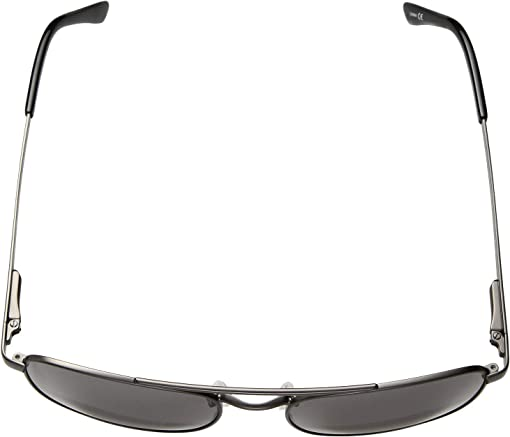 Matte Gunmetal/Polarized Gray Lens