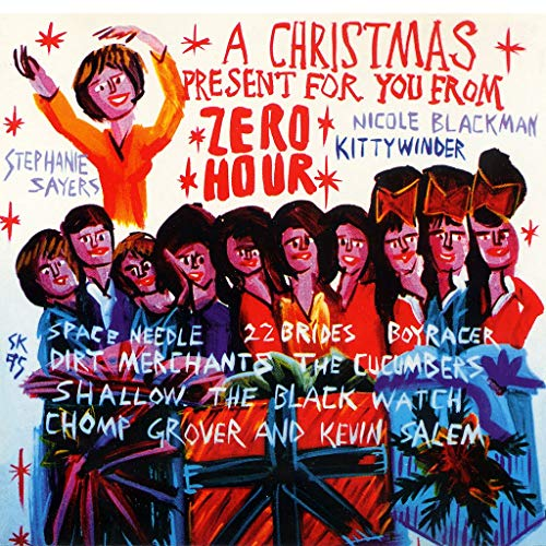 Xmas Present for You From Zero Hour