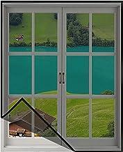 Verstelbare Magnetische venster Scherm Fiberglass Mesh-scherm Netting Mesh Gordijn Eenvoudig te installeren en te demonter...