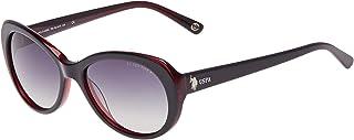 U.S. Polo Assn. Oval Women's Sunglasses - 784-55-17-135mm