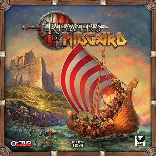 Corax Games Reavers of Midgard Brettspiel deutsch