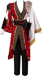 Ensemble Stars Akatsuki Kiryu Kuro Cosplay Costume Full Set