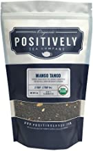 Positively Tea Company, Organic Mango Tango, Black Tea, Loose Leaf, USDA Organic, 1 Pound Bag