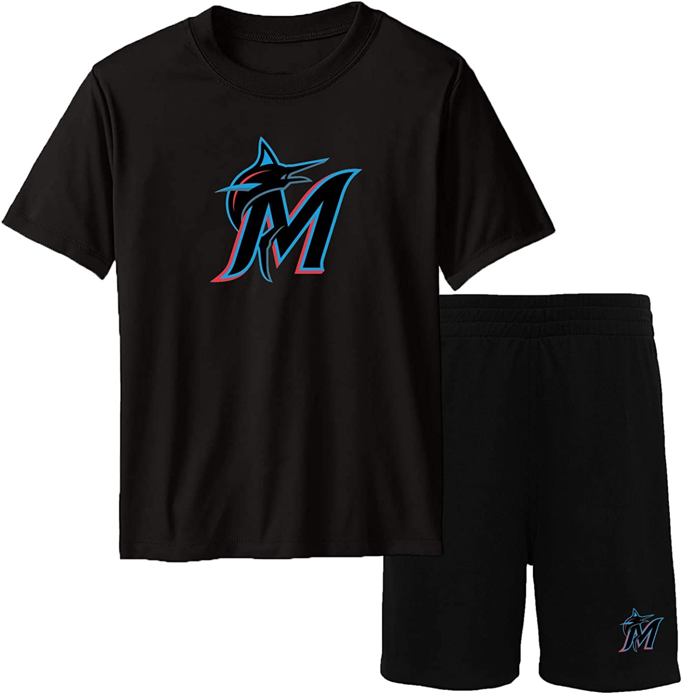 Outerstuff MLB Youth 8-20 Team Super sale Performance T- Super popular specialty store Color Logo Primary