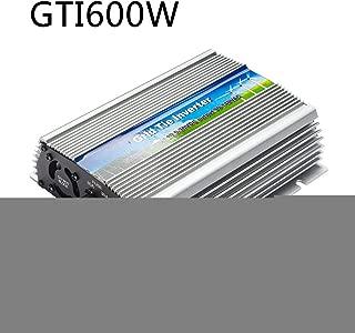 X-Dr 600w Pure Sine Wave Micro Grid Tie Power Inverter 10.5-30VDC to 90-140VAC w MPPT for 12V Solar Panels(Vmp18V) (5184ec81-a222-11e9-8d7c-4cedfbbbda4e)
