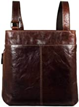 Jack Georges Voyager Small Zip Top Cross Body Bag 7880