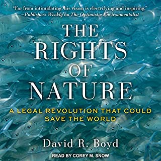 The Rights of Nature audiobook cover art