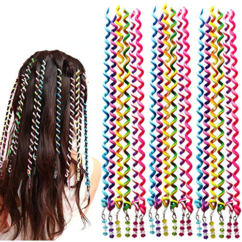 18 Unids Banda de Goma Elástica,Beautyshow Niñas Hairband Gomas Del Pelo...