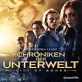 City of Bones. Filmhörspiel Titelbild