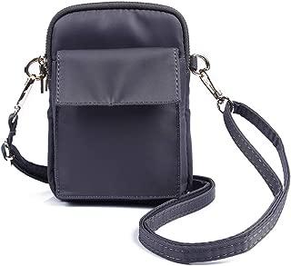 Lightweight Small Crossbody Purse Waterproof Cell Phone Holder Wallet Travel Purse for Women